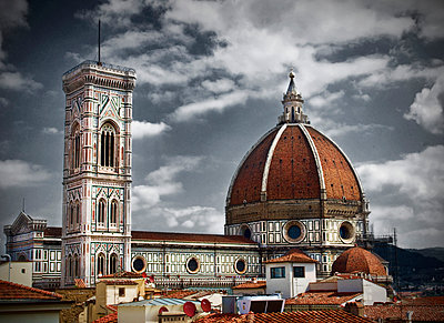 Cathedral of Santa Maria del Fiore - p1445m2157969 by Eugenia Kyriakopoulou