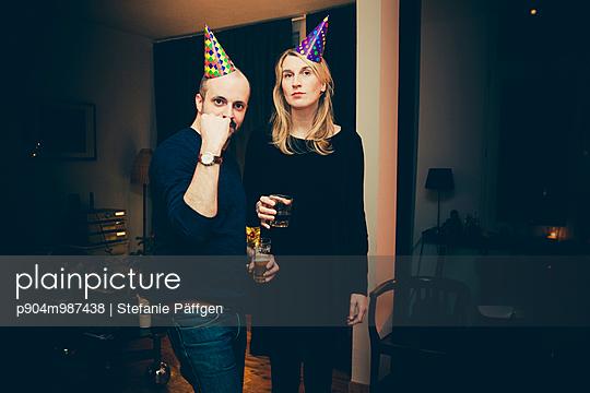 Party - p904m987438 von Stefanie Päffgen