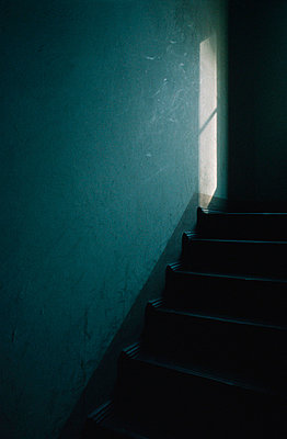 Schmaler Spalt Licht - p3300082 von Harald Braun