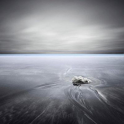 Küste in der Normandie - p1137m932498 von Yann Grancher