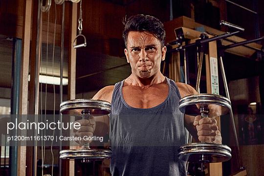 Bodybuilding - p1200m1161370 von Carsten Görling