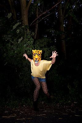 Gefährlicher Tiger - p1050884 von André Schuster