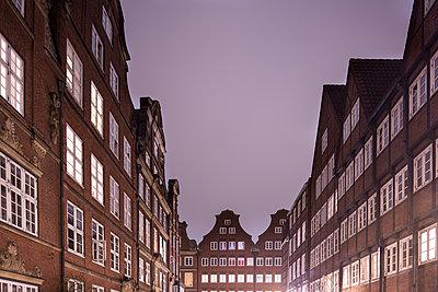 Altstadt Hamburg - p1222m1222942 von Jérome Gerull