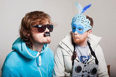 DJ Duo - p9300119 von Phillip Gätz