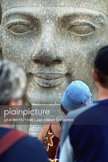 Luxor Tempel - p1418m1571149 von Jan Håkan Dahlström