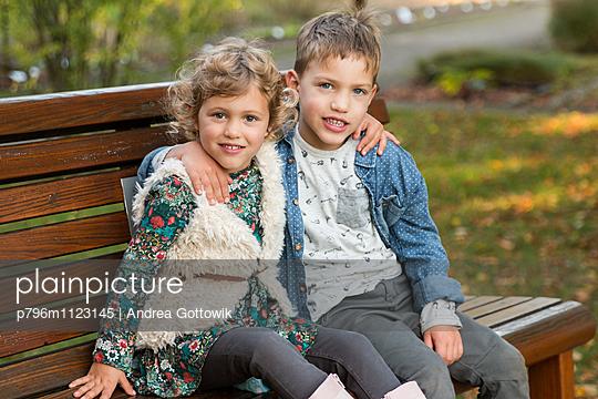 Familienausflug - p796m1123145 von Andrea Gottowik