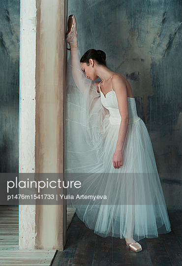 Ballerina - p1476m1541733 by Yulia Artemyeva