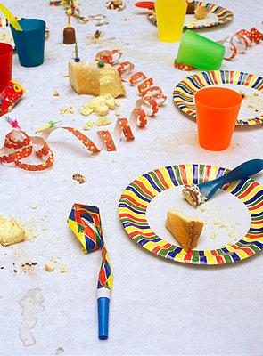 Nach der Party - p2940087 von Paolo