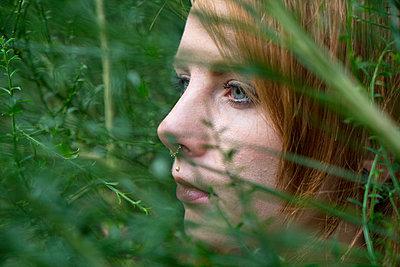 Portrait - p427m1538096 von R. Mohr