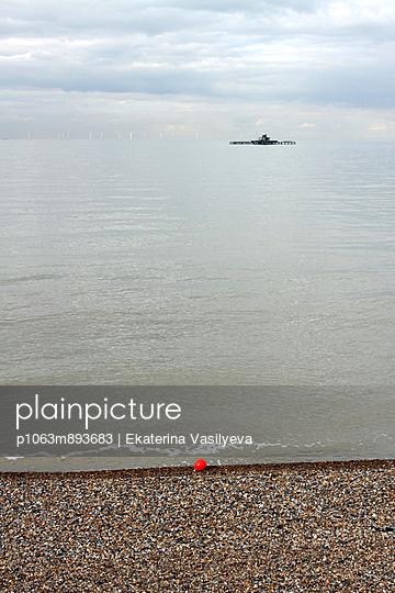 Beach - p1063m893683 by Ekaterina Vasilyeva
