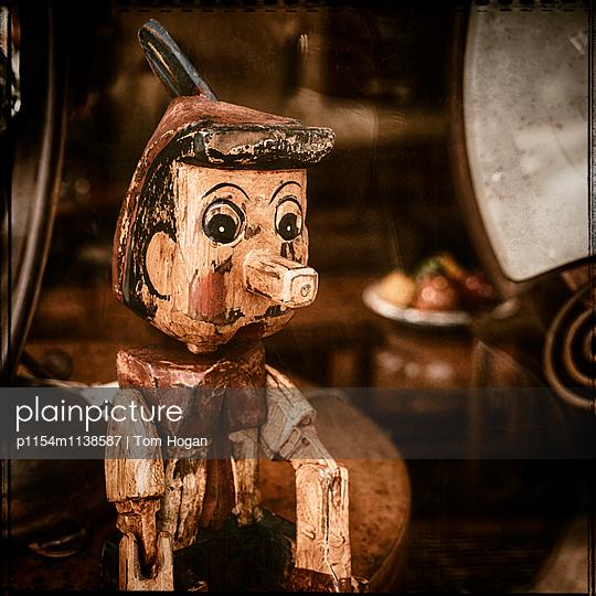 Pinocchio - p1154m1138587 by Tom Hogan