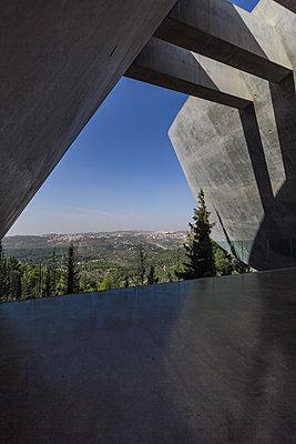 Yad Vashem Gedenkstätte, Israel - p1076m1131727 von TOBSN