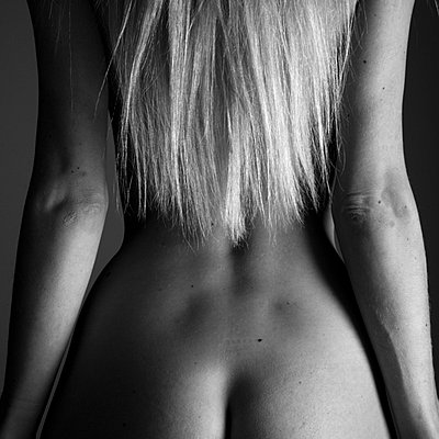 Nude woman - p4130532 by Tuomas Marttila