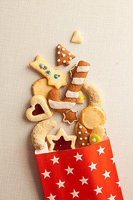 Weihnachtsplätzchen - p454m2063650 von Lubitz + Dorner