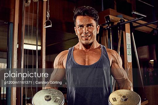 Bodybuilding - p1200m1161371 von Carsten Görling
