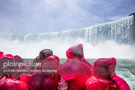 Niagara Wasserfälle - p1272m1582580 von Steffen Scheyhing