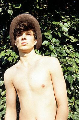 Cowboy hat - p0451843 by Jasmin Sander