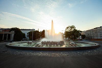 Hochstrahlbrunnen Fountain - p623m2165130 by Pablo Camacho