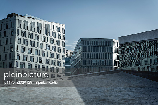 Urban renewal in Bjørvika neighbourhood - p1170m2020129 by Bjanka Kadic