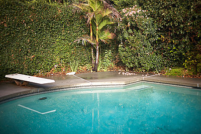 Pool - p1430m1503803 by Charlotte Bresson