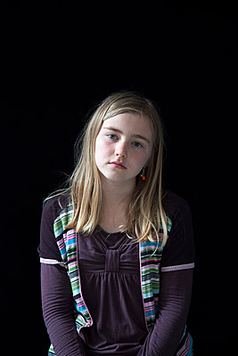 Portrait - p522m1031084 by Pauline Ruhl Saur