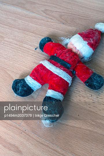 last Christmas - p1494m2037378 von Inkje Drescher