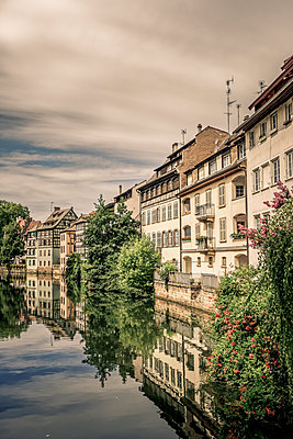 France, Strasbourg, La Petite France - p1402m2205576 by Jerome Paressant
