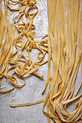 Fresh Pasta - p1612m2223520 by Heidi Coppock-Beard
