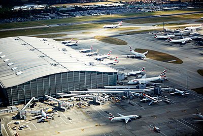 Airport London - p584m1026255 by ballyscanlon