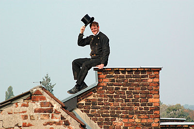 Chimney sweeper - p2685770 by Axel Kohlhase