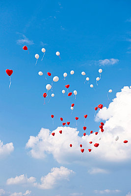 Balloons - p533m946419 by Böhm Monika