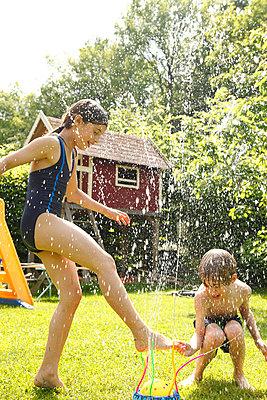 Ferienzeit - p249m945180 von Ute Mans