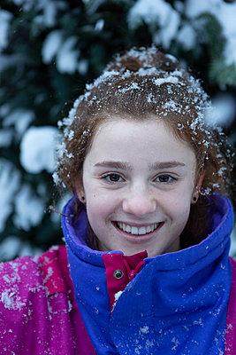 I love winter time - p454m2126829 by Lubitz + Dorner