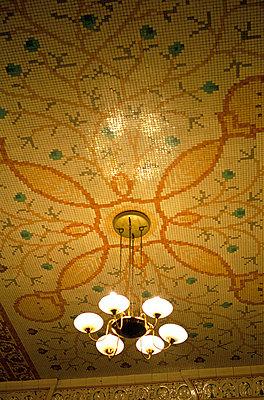 Mosaicked Ceiling - Art Nouveau - Still Life  - p4901048 by Felbert & Eickenberg