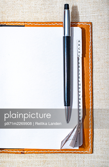 Address book - p971m2269908 by Reilika Landen