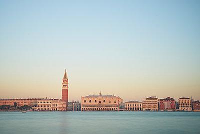 View of Campanile di San Marco - p1312m1575222 by Axel Killian