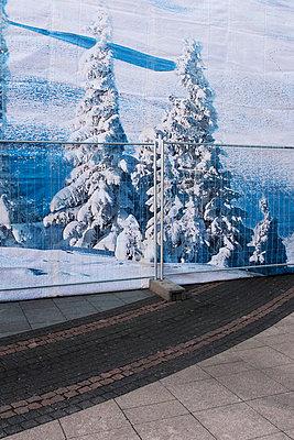 Urbaner Winter - p1340m2057815 von Christoph Lodewick