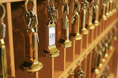Zimmerschlüssel - p2500121 von Christian Diehl