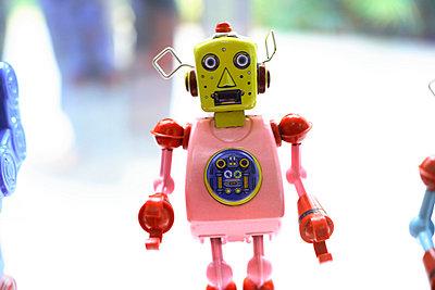 Robot - p2684670 by Florian Kresse