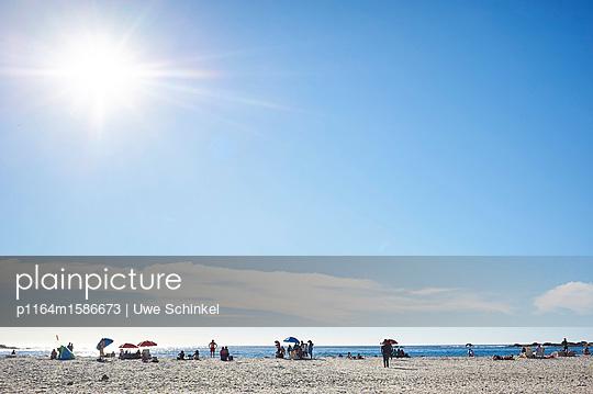 Strandleben - p1164m1586673 von Uwe Schinkel