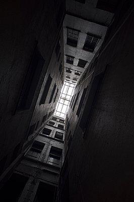 Inner courtyard - p229m902730 by Martin Langer