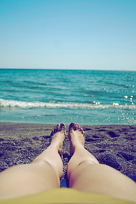Urlaub - p988m715610 von Rachel Rebibo