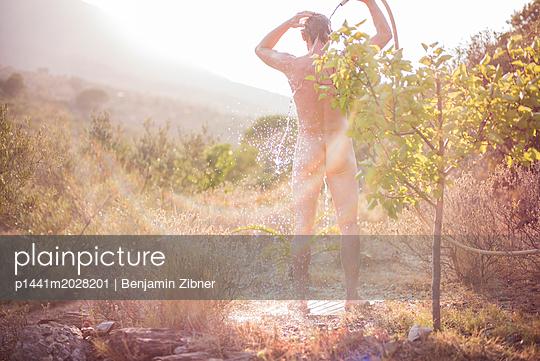 Duschen - p1441m2028201 von Benjamin Zibner