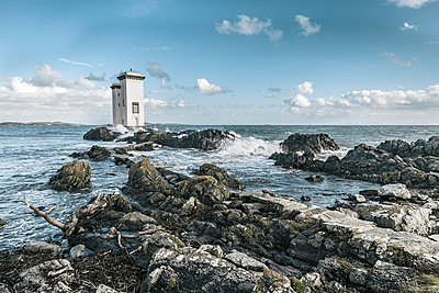 Ligthouse - p1234m1050285 by mathias janke