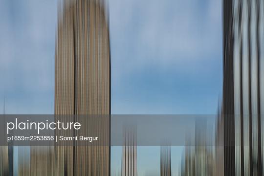 Skyscrapers - p1659m2253856 by Somni Bergur