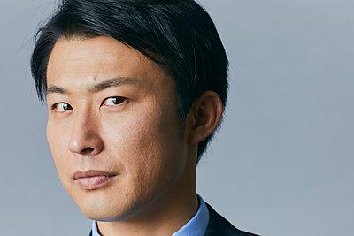 Japanese businessman - p307m2003797 by Yosuke Tanaka