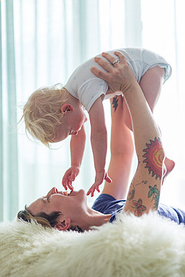 Mutter und Kind - p1066m1176908 von Ulrike Schacht