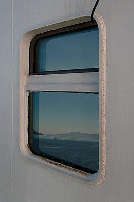 Auf der Fähre in Schottland - p470m2108849 von Ingrid Michel