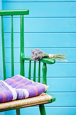 Lavendel Garten - p464m1172257 von Elektrons 08