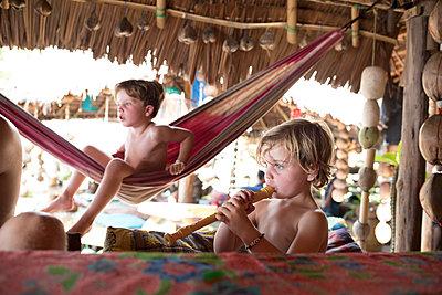 Thailand Familienurlaub - p1308m1539545 von felice douglas